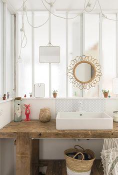 Una casa simple llena de detalles bonitos | Decoración