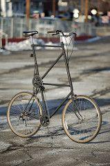 Gnarly Tall Bike I built...