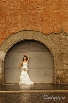 Amazing Bridal Session in Rome, Italy.  by RIK Photography
