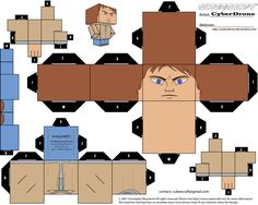 Cubee - Sam Winchester by ~CyberDrone on deviantART