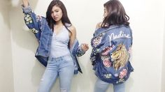 Nadine style for teamrealbook mall show (ctto) Cool Outfits, Casual Outfits, Fashion Outfits, Nadine Lustre Ootd, Celebrity Outfits, Celebrity Style, Flattering Outfits, Jadine, Artists
