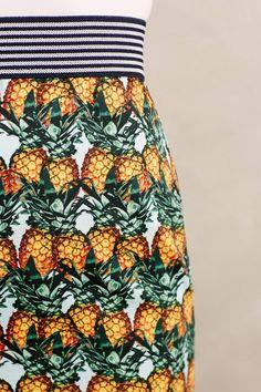 Pineapple Grove Skirt by Corey Lynn Calter #anthrofave