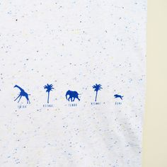 Safari T-shirt Idioma