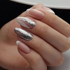 Beautiful and different nail art design