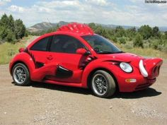 This is a picture gallery of Volkswagen (VW) Beetle modifications throughout the years from the net. As if the iconic German bug with the m. Auto Volkswagen, Volkswagen Beetle, Beetle Car, Mad Max, Weird Cars, Cool Cars, Strange Cars, Crazy Cars, Strange Things