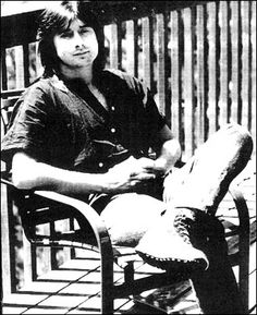 steve perry.....ahhhh, the REAL Journey :0)
