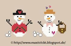 maxi stickt: Freebies