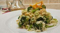 soul food: Riso Basmati con Broccoli e Arancia