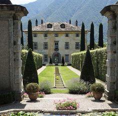 Vila Balbiano, Italy