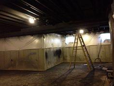 50 best rustic basement images  basement ideas rustic