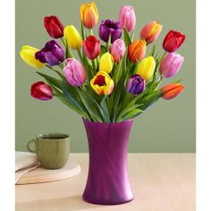 20 Multi-Colored Tulips (with FREE glass vase) - Flowers ProFlowers,http://www.amazon.com/dp/B001D0FURY/ref=cm_sw_r_pi_dp_ikJKsb1HCYYRS6D5