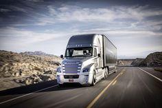Caminhão autônomo já anda nas estradas dos EUA