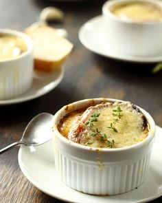 French Onion Soup - How to Have a French Dinner Party