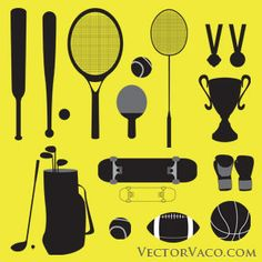 Sport Vector Graphics