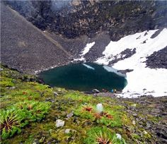 The Skeleton Lake of Roopkund, India | Atlas Obscura