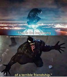 Marvel Comics, Marvel Venom, Marvel Films, Marvel Funny, Marvel Avengers, Venom 2018, Got Memes, Nov 2, Comic Movies