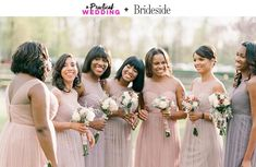 Bridesmaid dresses don't need to be difficult. We've got simple tips for doing mismatched bridesmaid dresses the stress-free way.
