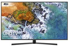 Samsung Curved Dynamic Crystal Colour Ultra HD Certified HDR Smart TV - Charcoal Black Model) [Energy Class A+] - Kitchen Electronics Dvb T2, Smart Tv, Tv 32 Pouces, Wi Fi, Tv Samsung, Lg Oled, Wow Deals, Xbox One S 1tb, Crystals