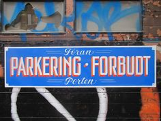 No Parking by Frisso151, via Flickr