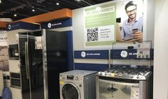 GE Appliances presente en BATIMAT EXPOVIVIENDA