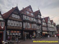Celle (Alemania) Ciudades de cuento en Alemania (Viaje a Noruega VII)