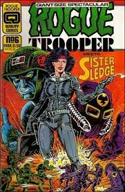 Sister Sledge - Nort chem agent means bad news for Rogue!!