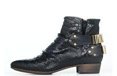 LO black python, £495.00