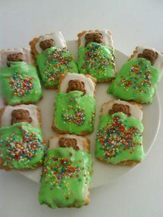 Slumber party cookies