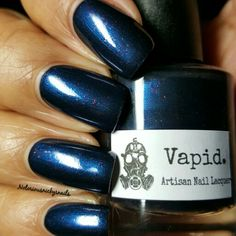 Vapid Lacquer Headless Horseman from The Monster Mash October Awesomesauce Box no flash