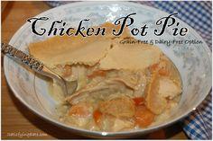 Chicken Pot Pie #SatisfyingEats