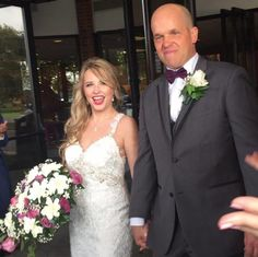 When ChrisDempsey donated his liver, he had no idea that he was saving his future bride.