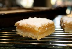Lemon Squares - Real Recipes from Mums