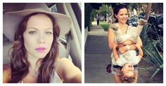 Tammin Sursok writes about the things she wasn't warned about before she had a child.