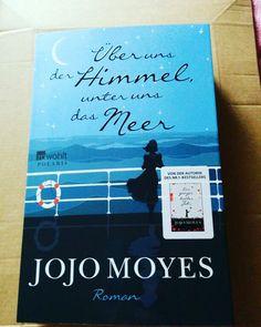 """Jojo Moyes """"Über uns der Himmel unter uns das Meer"""" erscheint im März beim Rowohlt Verlag"""
