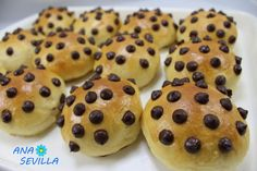 Doowaps caseros Thermomix Ana Sevilla Chocolate Thermomix, Yummy Treats, Hamburger, Sweets, Bread, Cookies, Desserts, Food, Bag