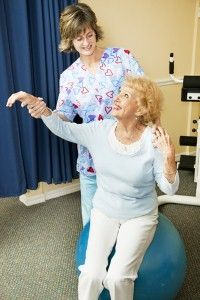 Help people get back on their feet as a physical therapy assistant. #job #medical