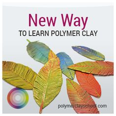 Polymer Clay Planet This site offers fantastic artistry in polymer. I haven't discovered the learning piece yet, except that the artwork is stunning. banner300x300-new-way.png