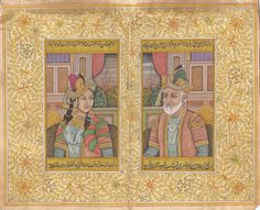 Mughal Empire Art Ha