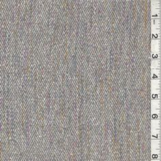 9 fuchsia Pink, Red, Orange Yellow, Orange, Blue & Purple Threads on Gray & Beige Stripe Silk Suiting Fabric