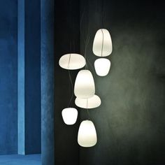 Suspension multiple Rituals - Foscarini
