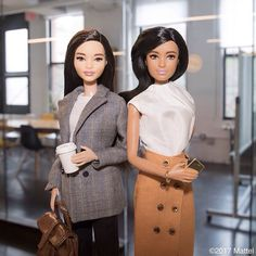 MODERN CAREERS   @barbiestyle x @heyokreal featuring Female Founders Fund with @AnuDuggal and @sutiandong _____ Women supporting other women is a pillar of female success. With Female Founders Fund, Founding Partner @AnuDuggal and Partner @SutianDong are
