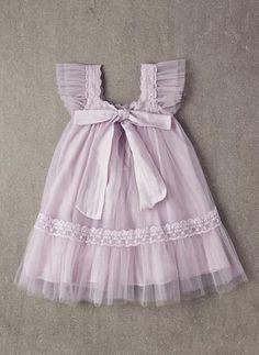 Nellystella Love Fiona Dress in Lavender Fog - PRE-ORDER