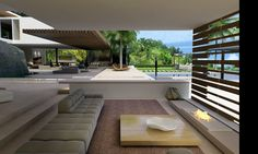 my style ... Home design,  open ... tropical / view