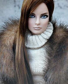 OOAK Fashion Royalty Doll.