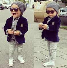Kids with swag