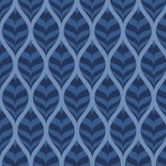 Camelot Cottons House Designer - Mint to Be - Herringbone Ogee in Navy Cotton House, Cyan, Navy Quilt, Nursery Fabric, China Painting, Paint Shop, Textile Patterns, Design Process, Backgrounds