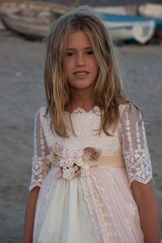 2017 Collection - Monair Communion Dresses, Cute Girl Outfits, First Communion, Girl Photography, Your Girl, Real Weddings, Kids Fashion, Alice, Flower Girl Dresses