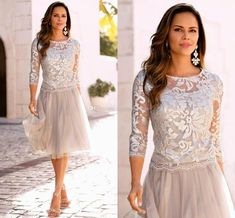 Mother Of The Groom Dresses For Spring Wedding 33