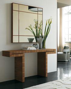 Miyabi Console By Porada Narrow Table Cabinet Modern Tables