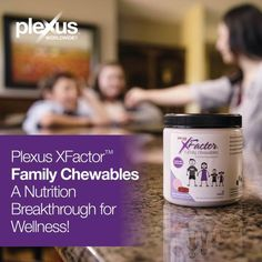 My kids love these and I do too! X Factor Family Chewables contain the superior New Zealand Blackcurrant, which is a powerful nutrient-rich berry known for its potent antioxidant properties. Antioxidants help eliminate free radicals and toxins, and provide support for a healthy balanced life.